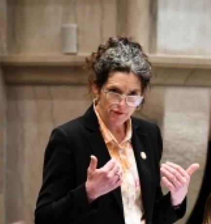 NY State Sen. Jen Metzger