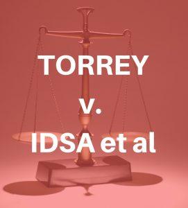 Torrey v IDSA et al