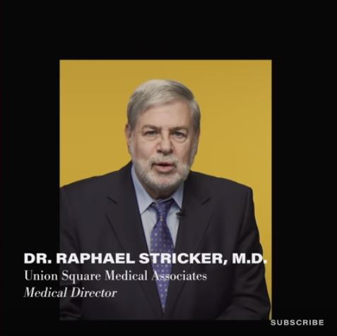 Dr. Raphael Stricker, LymeDisease.org