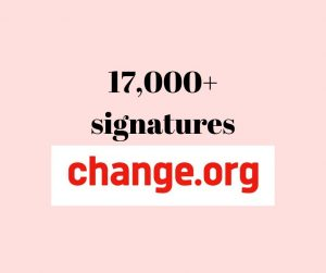 17,000+signatures shapiro petition