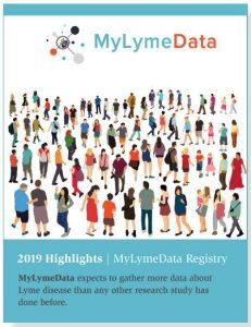 MyLymeData Chart Book 2019