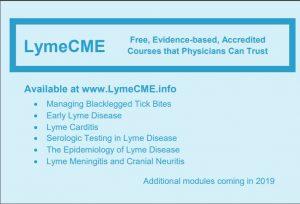 LymeCME postcard