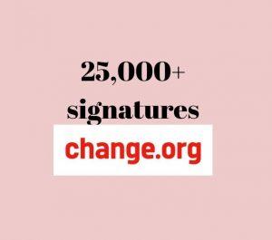 25,000 signed to remove Shapiro
