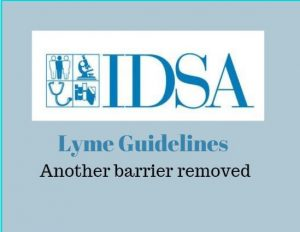 IIDSA removes another barrier