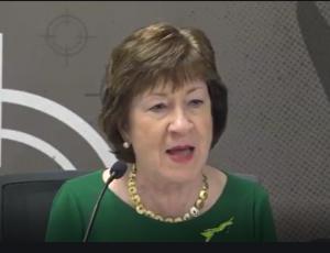 US Sen. Susan Collins, TICK Act