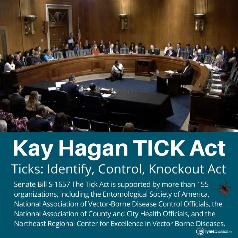 The Kay Hagan Tick Act