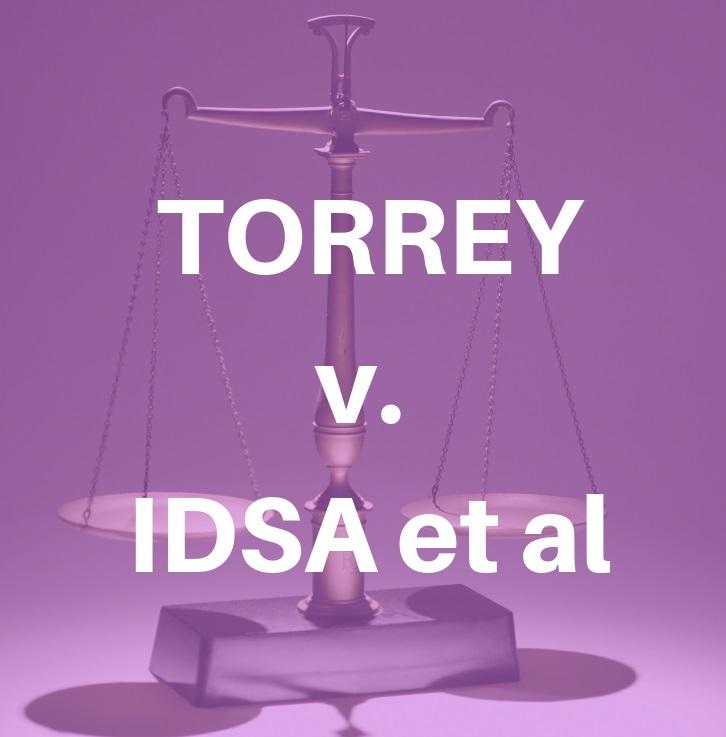Torrey v IDSA