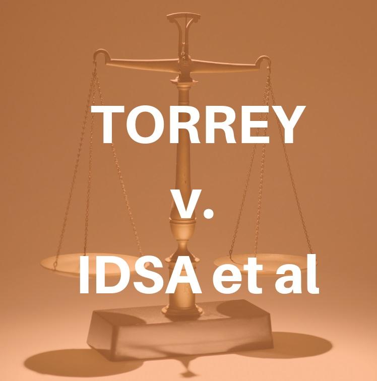 Torrey vs IDSA et al