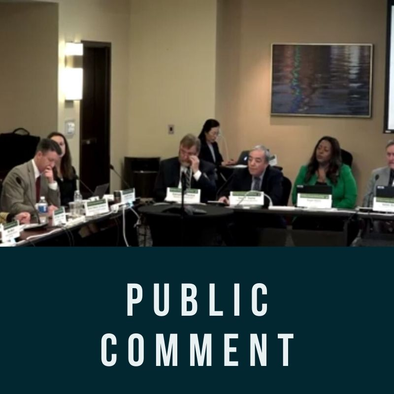 TBDWG--public comment