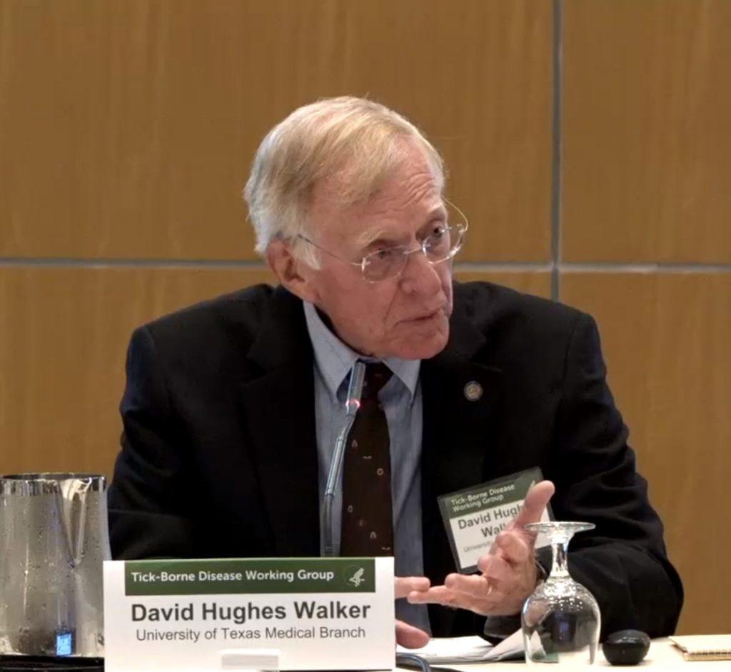 Dr. David H. Walker