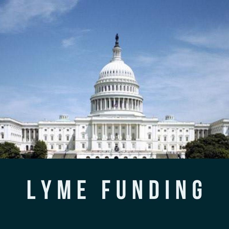 Lyme funding