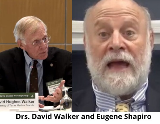 Drs. David Walker & Eugene Shapiro