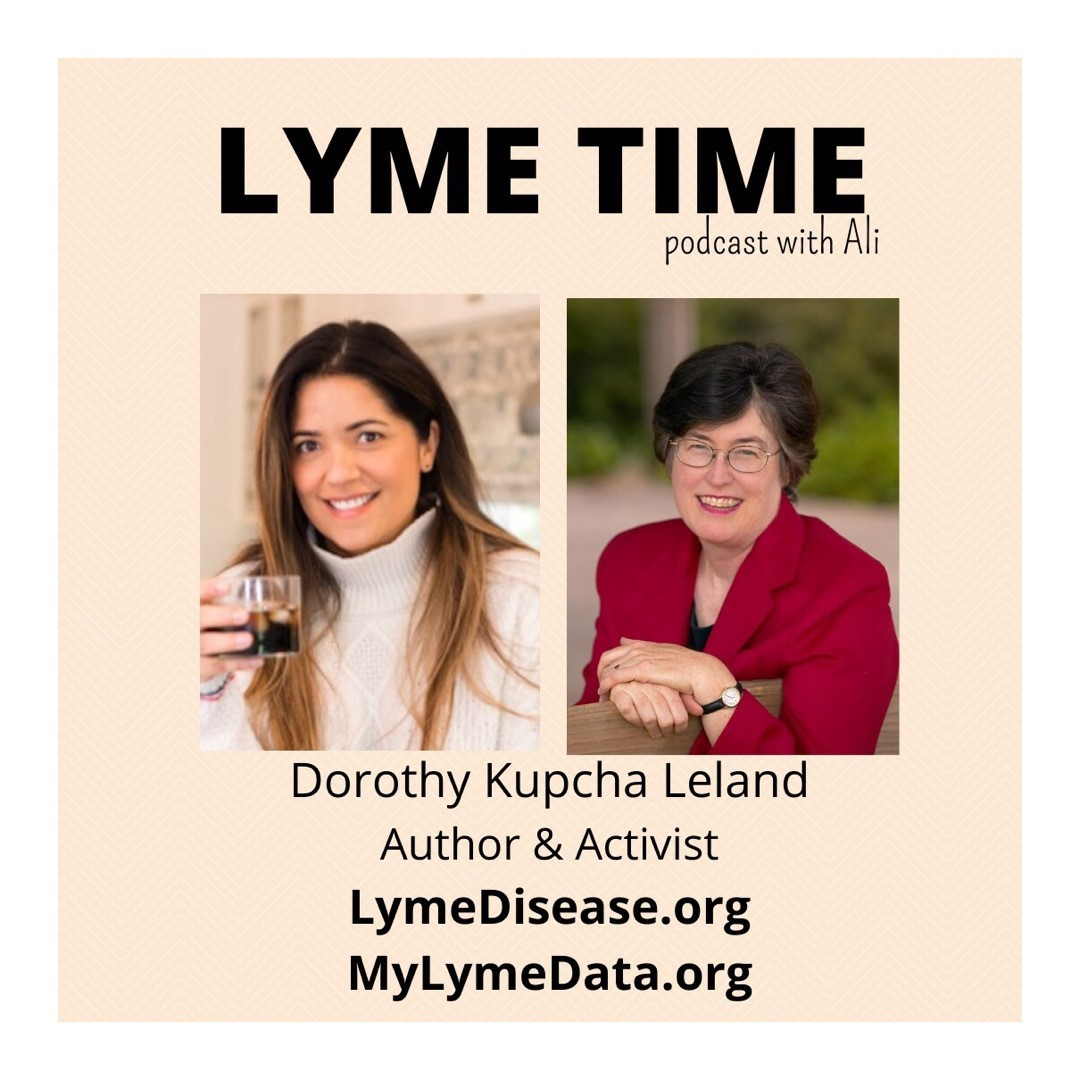 ali podcast--Lyme Time