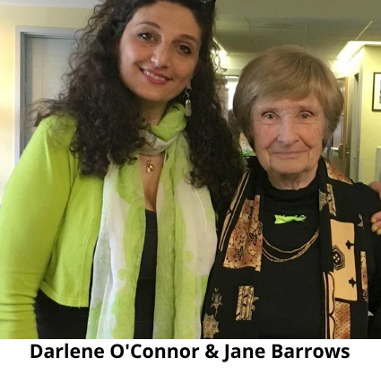 rlene O'Connor & Jane Barrows