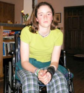 Rachel age 13