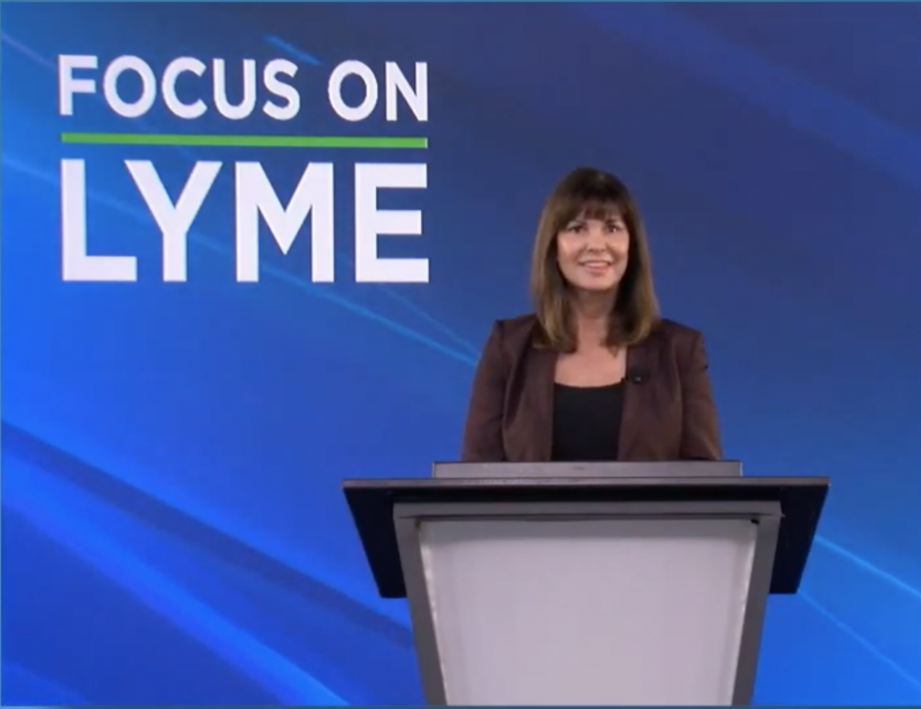 Tammy Crawford, Focus on Lyme