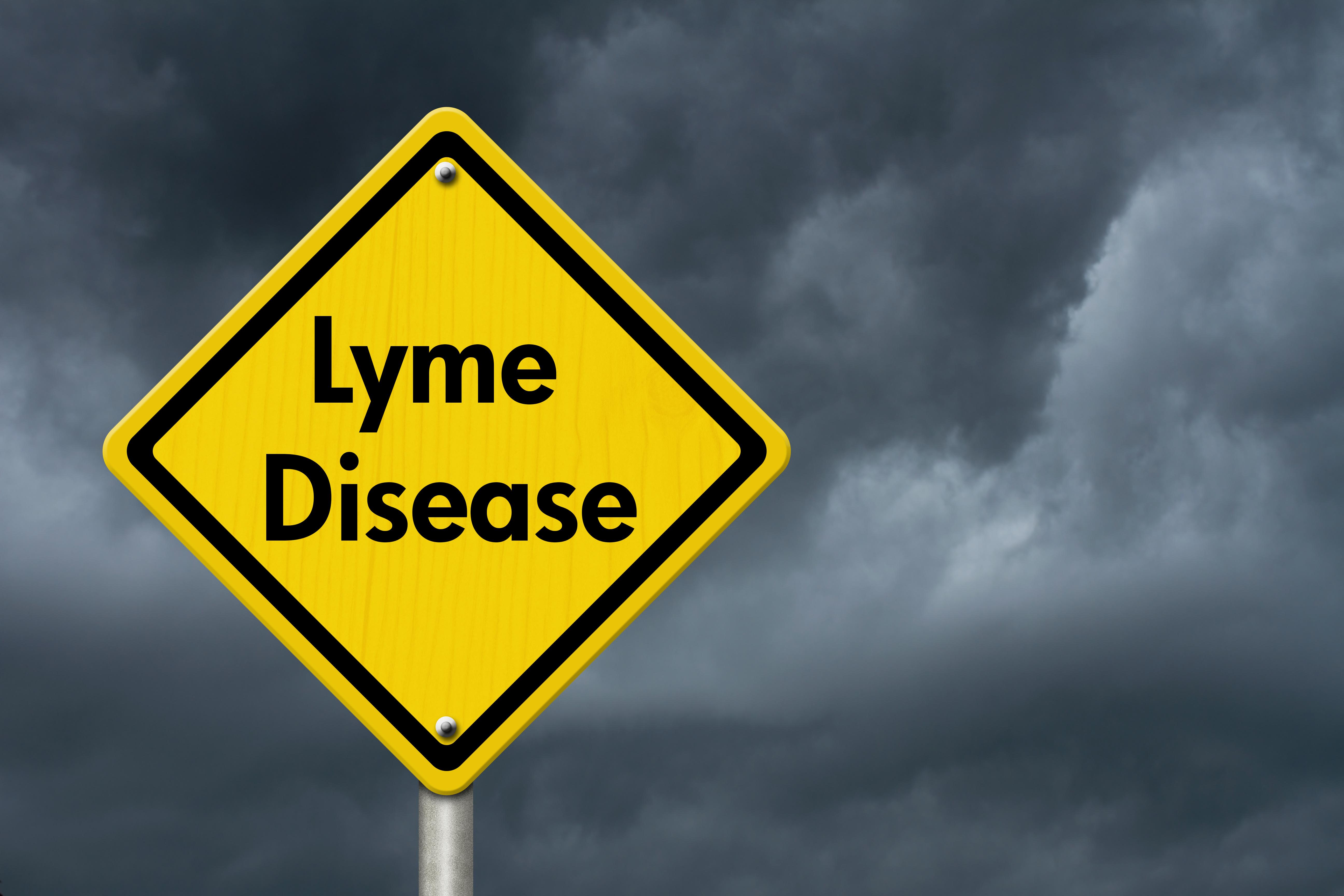 Lyme disease warning